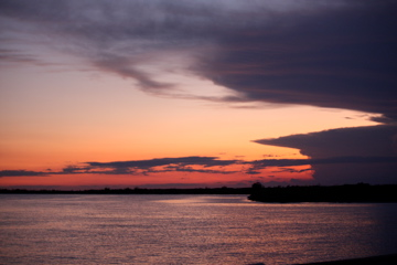 Matagorda Bay Sunset